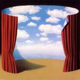 René Magritte, esto sí es una idea