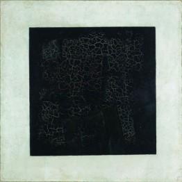 Kazimir Malevich. Black Square, 1913.  © State Tretyakov Gallery, Moscow