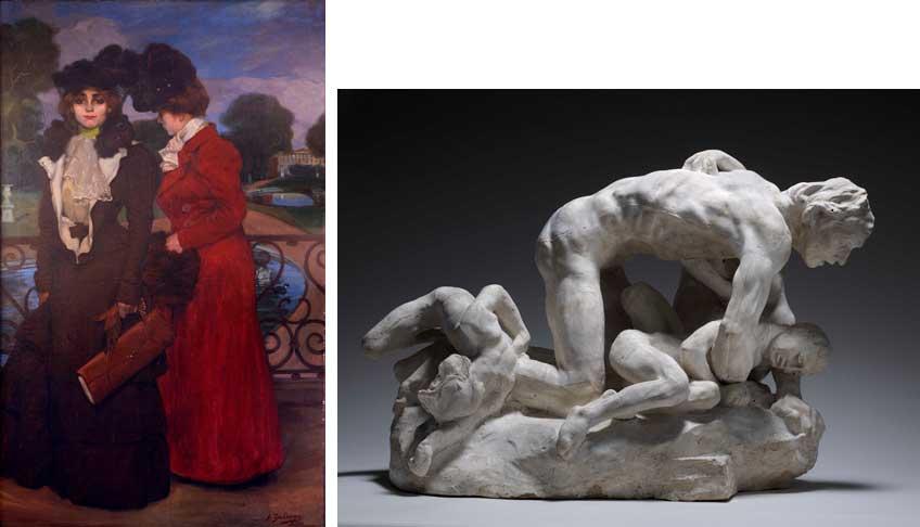 Nicholas Nixon, Zuloaga y Rodin serán protagonistas de las exposiciones de otoño en la Fundación MAPFRE.