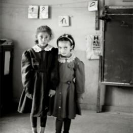 Vanessa Winship. Sin título, de la serie Sweet Nothings: Schoolgirls of Eastern Anatolia, 2007 © Vanessa Winship
