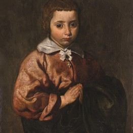 El Estado no pujó por Retrato de una niña de Velázquez