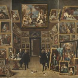 Arte dentro del arte: metapintura en el Museo del Prado