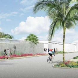 Proyecto para el nuevo museo Rubell en Allapattah. Selldorf Architects