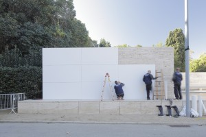 Anna & Eugeni Bach. mies missing materiality, 2017. ©Adrià Goula