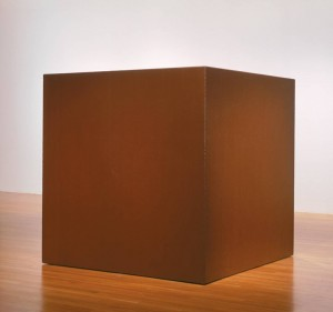 Minimalismo. Tony Smith. Die, 1962