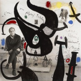 El Miró nunca visto