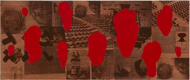 Txomin Badiola. M.D.-19, 1990. Museo Nacional Centro de Arte Reina Sofía. Depósito de la Colección Soledad Lorenzo, 2014
