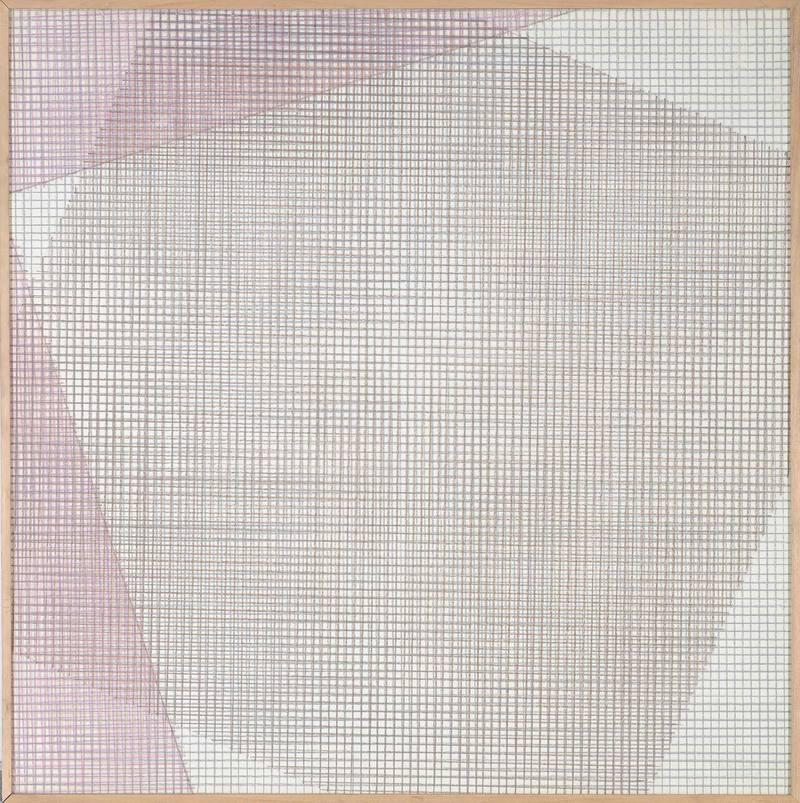 Soledad Sevilla. Belmont 3, 1980. Museo Nacional Centro de Arte Reina Sofía. Depósito de la Colección Soledad Lorenzo, 2014