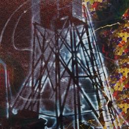 Sigmar Polke. Watchtower (Hochsitz), 1984