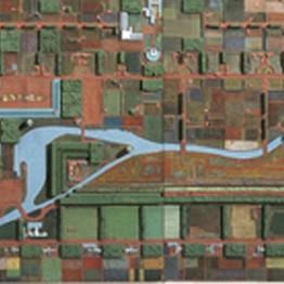 Lloyd Wright y la ciudad, densidad y dispersión