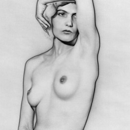 Man Ray. Sans Titre (Natacha Solarisé), 1932. Cortesía MONDO GALERIA © Man Ray Trust / Adagp - Vegap / Telimage 2014
