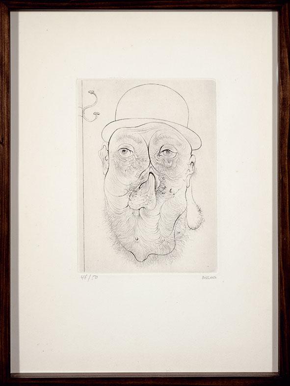 Hans Bellmer. A Sade, 1961. ©VEGAP, Madrid, 2018