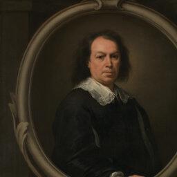 Bartolomé Esteban Murillo. Autorretrato, hacia 1668-1670. National Gallery, Londres