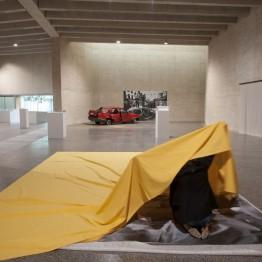 El MUSAC abre la primera retrospectiva española de Gustav Metzger