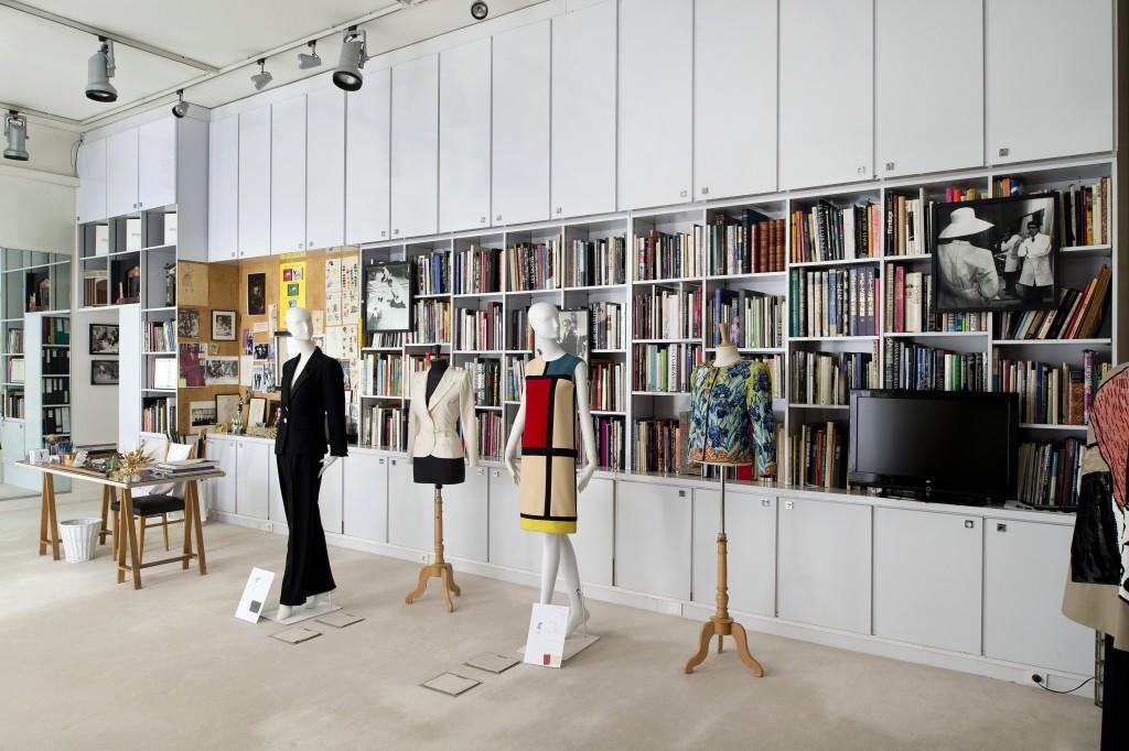 Musée Yves Saint Laurent.© Luc Castel