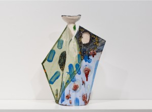 Milena Muzquiz. Untitled. Glazed ceramic, 2017