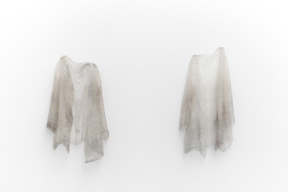 Doris Salcedo. Disremembered I & Disremembered III, 201, 2014