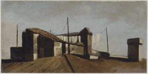 Valenciennes. Loggia en Roma: tejado al sol
