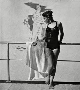 Louise Dahl-Wolfe. Sin título, 1940 © Louise Dahl-Wolfe, 1989 Center for Creative Photography, Arizona Board of Regents Cortesía de Staley-Wise Gallery, New York