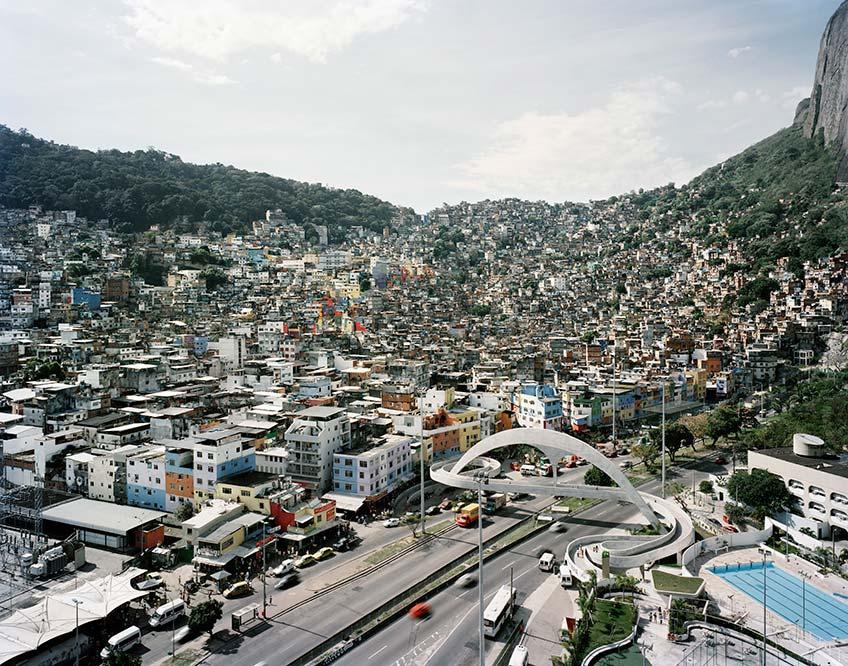 Gabriele Basilico. Río de Janeiro. Exposición PHE en Museo ICO
