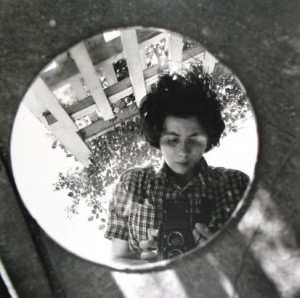 Vivian Maier. Self-Portrait / Autorretrato © Vivian Maier / Maloof Collection. Cortesía / Cortesía de Howard Greenberg Gallery, New York