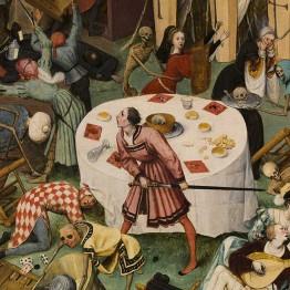 El triunfo de la Muerte, de Bruegel el Viejo, brilla de nuevo en el Prado