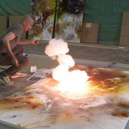 Cai Guo-Qiang, el arte contemporáneo vuelve al Prado