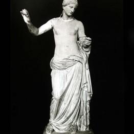 Praxiteles. Afrodita de Arlés