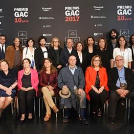 La Fundació Sorigué y Bea Espejo, entre los premiados en los GAC