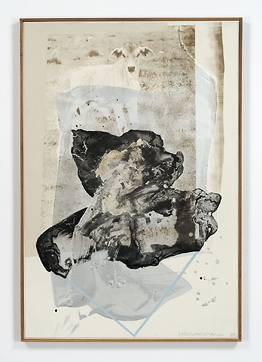 Robert Rauschenberg. Untitled (Salvage), 1984