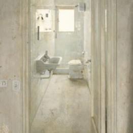 Antonio López. El cuarto de baño, 1966. Colección privada