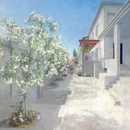 María Moreno. Jardín de Poniente, 2003. Colección de la artista