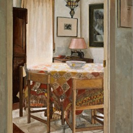 Amalia Avia. El Comedor, 1987. Colección de la familia