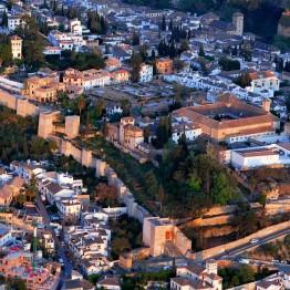 Murallas del Albaicín, Granada