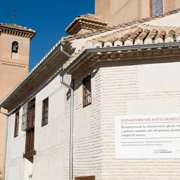 Concluye la restauración del Monasterio de Santa Isabel la Real