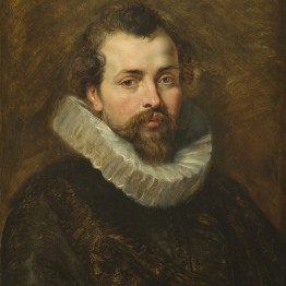 Peter Paul Rubens, Philip Rubens. Detroit Institute of Arts