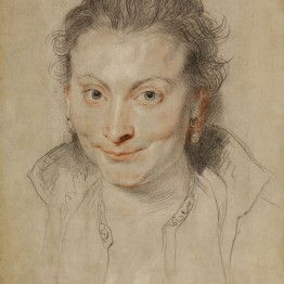 Peter Paul Rubens, Isabella Brant. The British Museum, Londres