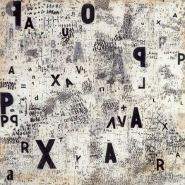 Mira Schendel. Graphic Object