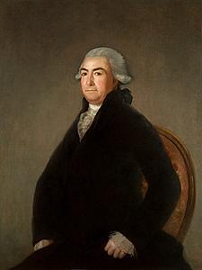 Francisco de Goya. Don Pedro Gil de Tejada