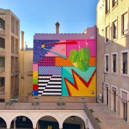 Tuenti Urban Art Project, la próxima semana en Teruel