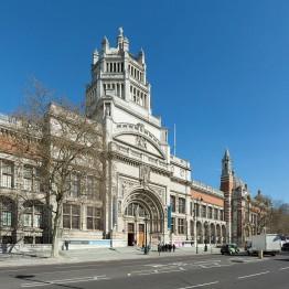 El Victoria & Albert, museo británico del año