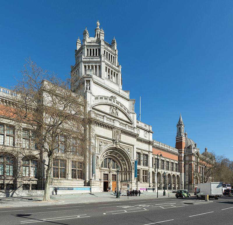 Victoria & Albert Museum, Londres