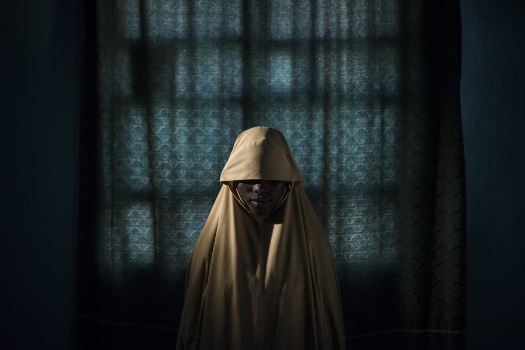 Adam Ferguson. Boko Haram Strapped Suicide Bombs to Them. Somehow These Teenage Girls Survived