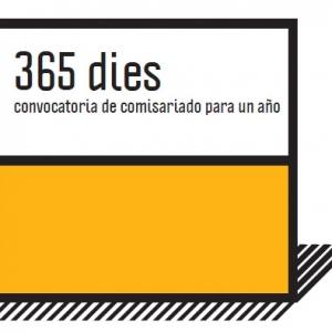 365 dies. Convocatoria de comisariado organizada por el Consorcio de Museos de la Comunidad Valenciana