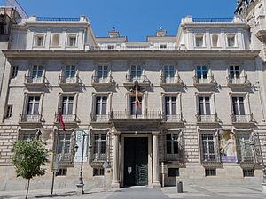Sobre el territorio de Madrid en tiempos de Carlos III. Conferencia de Fernando de Terán en la Real Academia de San Fernando