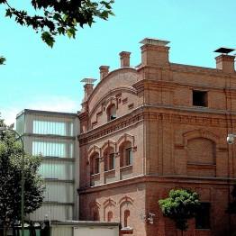 Nuevos talleres del programa de artes visuales Madrid 45. En la Sala El Águila