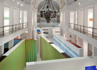 Laboratorio de investigación y experimentación museográfica 2017. Alcalá 31