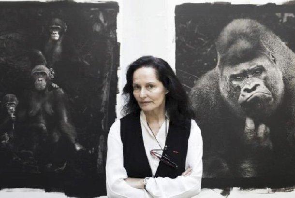 Clase magistral de Isabel Muñoz. En el Centro de Arte Alcobendas, el 16 de mayo