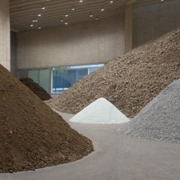 Taller de Lara Almarcegui. Programa de Artes Visuales 'Madrid 45'