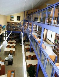 Ayudante de biblioteca. Personal laboral temporal del Ayuntamiento de Alpedrete